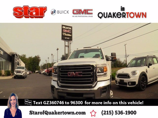 2016 GMC Sierra 3500 Regular Cab DRW 4x4, Reading Service Body #Q20090A - photo 1