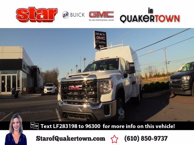 2020 GMC Sierra 3500 Regular Cab 4x4, Reading Service Body #Q20099 - photo 1