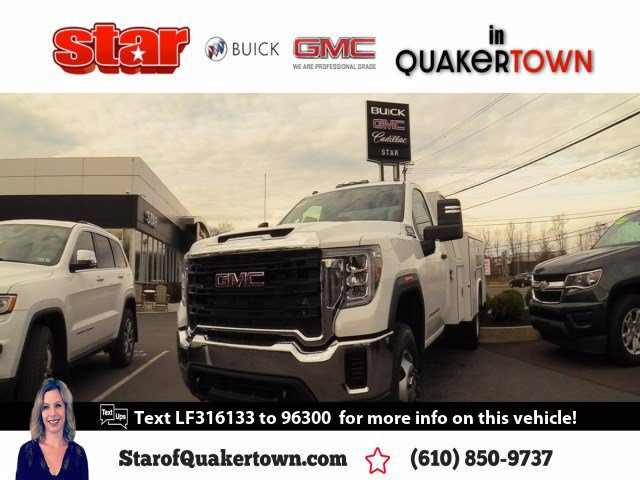 2020 GMC Sierra 3500 Regular Cab 4x4, Reading SL Service Body #Q20125 - photo 1