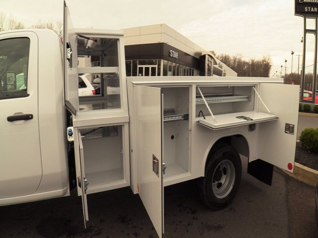 2020 GMC Sierra 3500 Regular Cab 4x4, Reading SL Service Body #Q20125 - photo 15