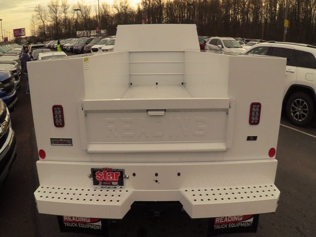 2020 GMC Sierra 3500 Regular Cab 4x4, Reading SL Service Body #Q20125 - photo 16