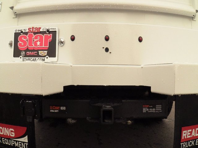 2020 GMC Sierra 3500 Regular Cab 4x4, Reading SL Service Body #Q20125 - photo 17