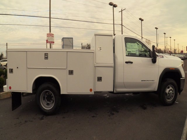 2020 GMC Sierra 3500 Regular Cab 4x4, Reading SL Service Body #Q20125 - photo 20
