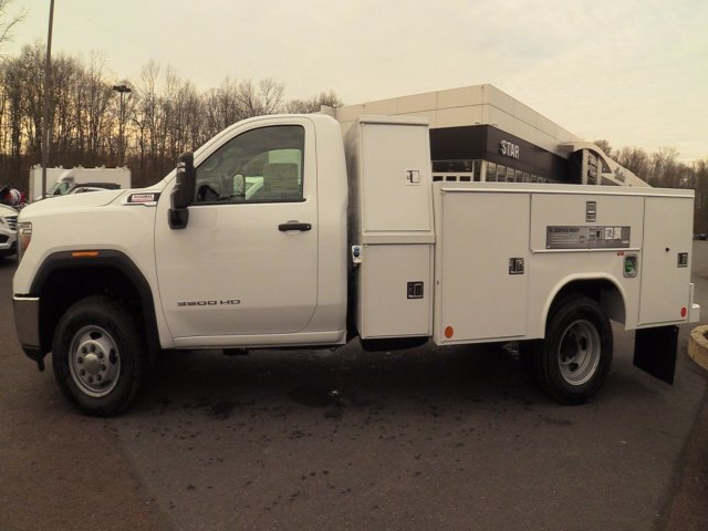 2020 GMC Sierra 3500 Regular Cab 4x4, Reading SL Service Body #Q20125 - photo 6