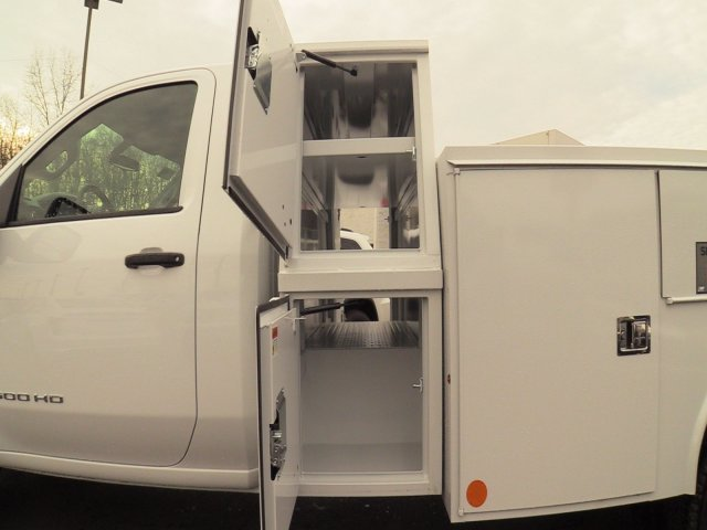 2020 GMC Sierra 3500 Regular Cab 4x4, Reading SL Service Body #Q20125 - photo 10