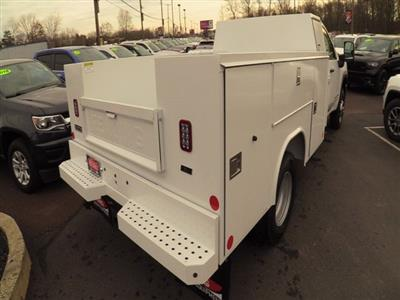 2020 GMC Sierra 3500 Regular Cab 4x4, Reading SL Service Body #Q20125 - photo 2