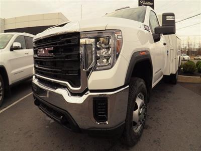 2020 GMC Sierra 3500 Regular Cab 4x4, Reading SL Service Body #Q20125 - photo 3