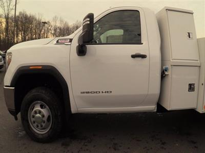 2020 GMC Sierra 3500 Regular Cab 4x4, Reading SL Service Body #Q20125 - photo 5