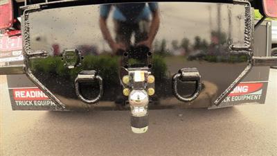 2020 GMC Sierra 3500 Regular Cab 4x4, Reading Marauder SL Dump Body #Q20129 - photo 12
