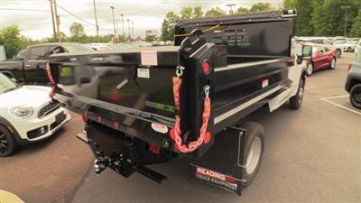 2020 GMC Sierra 3500 Regular Cab 4x4, Reading Marauder SL Dump Body #Q20129 - photo 2