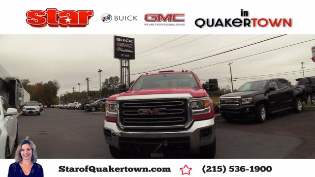 2016 GMC Sierra 3500 Crew Cab 4x4, Pickup #Q20148A - photo 1