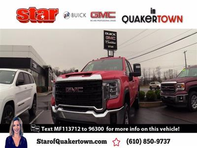 2021 GMC Sierra 3500 Crew Cab 4x4, Pickup #Q21009 - photo 1