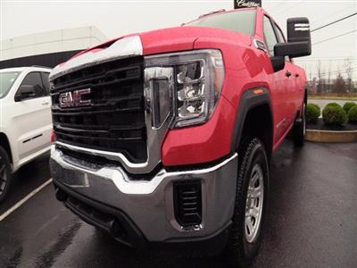 2021 GMC Sierra 3500 Crew Cab 4x4, Pickup #Q21009 - photo 3