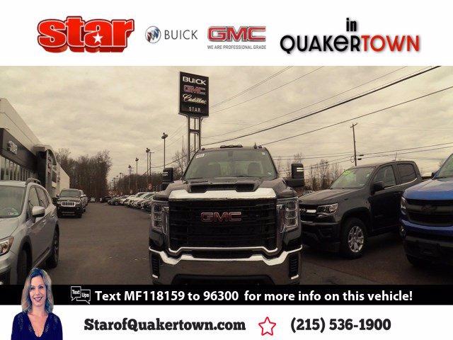 2021 GMC Sierra 3500 Double Cab 4x4, Pickup #Q21015 - photo 1