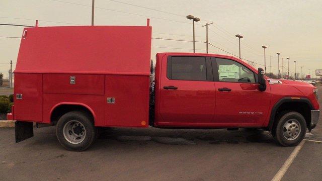 2021 GMC Sierra 3500 Crew Cab 4x4, Reading Panel Service Body #Q21022 - photo 23