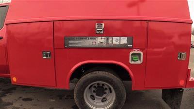 2021 GMC Sierra 3500 Crew Cab 4x4, Reading Panel Service Body #Q21022 - photo 7