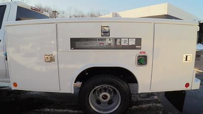 2021 GMC Sierra 3500 Crew Cab 4x4, Reading Service Body #Q21029 - photo 7