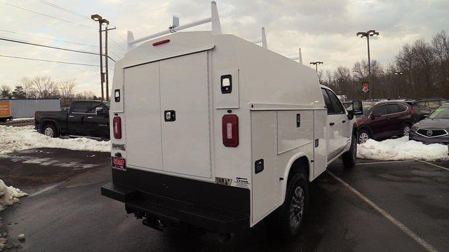 2021 GMC Sierra 3500 Crew Cab 4x4, Knapheide KUVcc Service Utility Van #Q21037 - photo 2