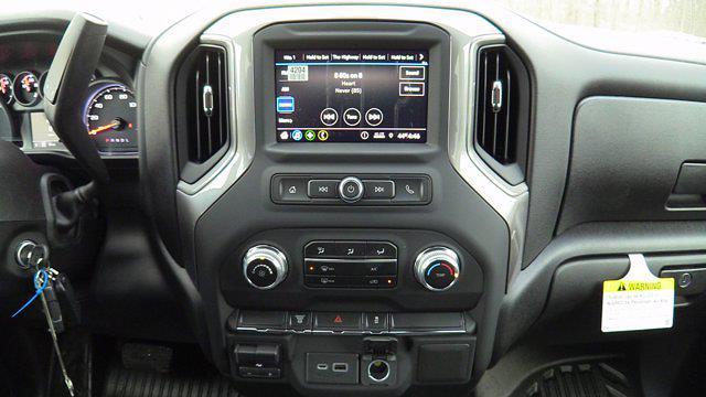 2021 GMC Sierra 3500 Crew Cab 4x4, Knapheide KUVcc Service Utility Van #Q21037 - photo 36