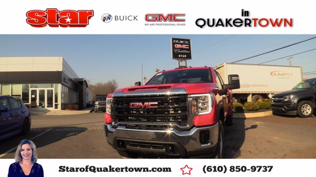 2021 GMC Sierra 3500 Crew Cab 4x4, Reading SL Service Body #Q21041 - photo 1