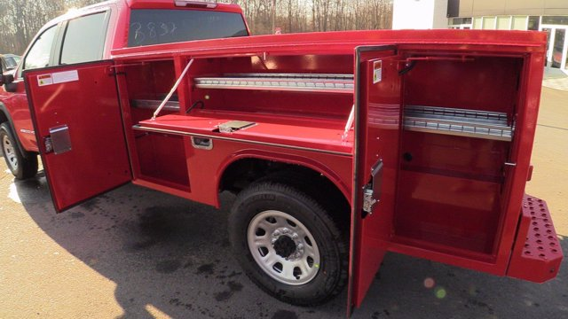 2021 GMC Sierra 3500 Crew Cab 4x4, Reading SL Service Body #Q21041 - photo 11