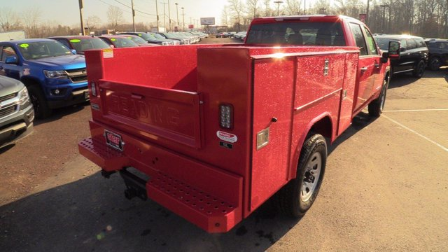 2021 GMC Sierra 3500 Crew Cab 4x4, Reading SL Service Body #Q21041 - photo 2