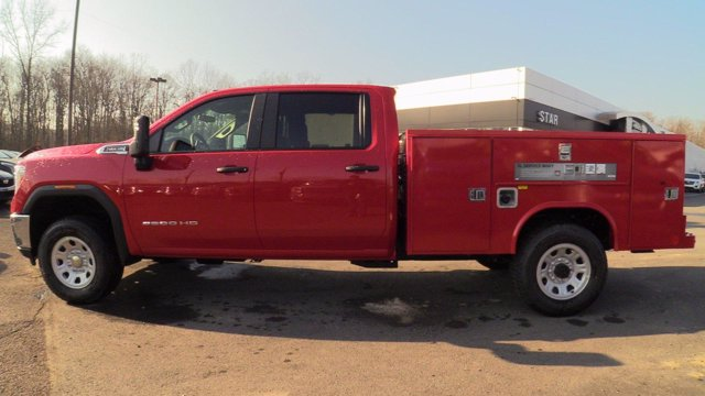 2021 GMC Sierra 3500 Crew Cab 4x4, Reading SL Service Body #Q21041 - photo 6