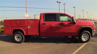 2021 GMC Sierra 3500 Crew Cab 4x4, Reading SL Service Body #Q21041 - photo 15