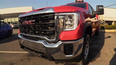 2021 GMC Sierra 3500 Crew Cab 4x4, Reading SL Service Body #Q21041 - photo 3
