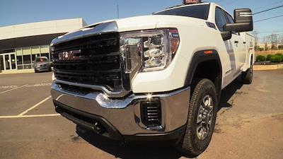2021 GMC Sierra 3500 Crew Cab 4x4, Reading SL Service Body #Q21092 - photo 4