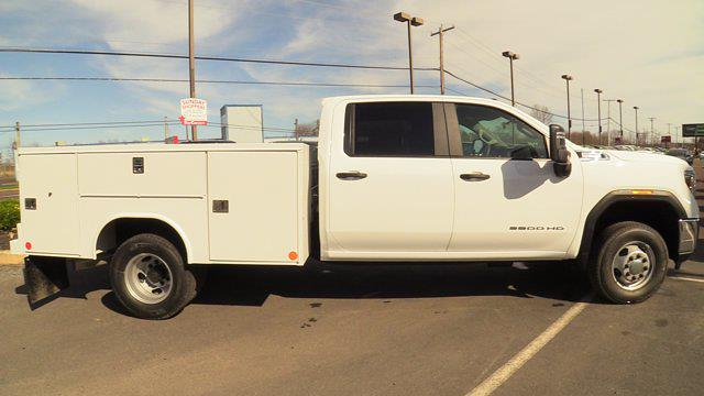 2021 GMC Sierra 3500 Crew Cab 4x4, Reading SL Service Body #Q21120 - photo 15