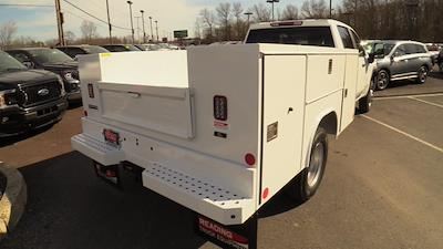 2021 GMC Sierra 3500 Crew Cab 4x4, Reading SL Service Body #Q21120 - photo 2