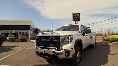 2021 GMC Sierra 3500 Crew Cab 4x4, Reading SL Service Body #Q21120 - photo 3