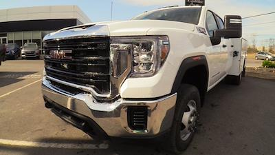 2021 GMC Sierra 3500 Crew Cab 4x4, Reading SL Service Body #Q21120 - photo 4