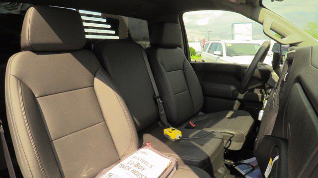 2021 GMC Sierra 3500 Regular Cab 4x4, Crysteel E-Tipper Dump Body #Q21138 - photo 16