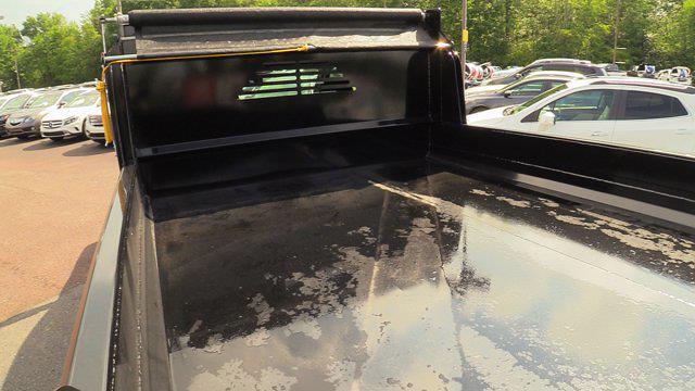 2021 GMC Sierra 3500 Regular Cab 4x4, Crysteel E-Tipper Dump Body #Q21138 - photo 10