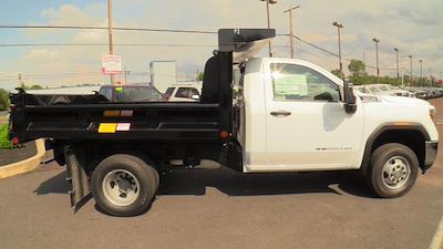 2021 GMC Sierra 3500 Regular Cab 4x4, Crysteel E-Tipper Dump Body #Q21138 - photo 14