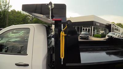 2021 GMC Sierra 3500 Regular Cab 4x4, Crysteel E-Tipper Dump Body #Q21138 - photo 7