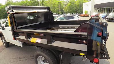 2021 GMC Sierra 3500 Regular Cab 4x4, Crysteel E-Tipper Dump Body #Q21138 - photo 8