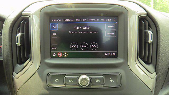 2021 GMC Sierra 3500 Regular Cab 4x4, Reading SL Service Body #Q21168 - photo 30