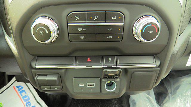 2021 GMC Sierra 3500 Regular Cab 4x4, Reading SL Service Body #Q21168 - photo 32