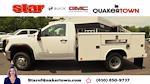 2021 GMC Sierra 3500 Regular Cab 4x4, Reading Classic II Steel Service Body #Q21172 - photo 1