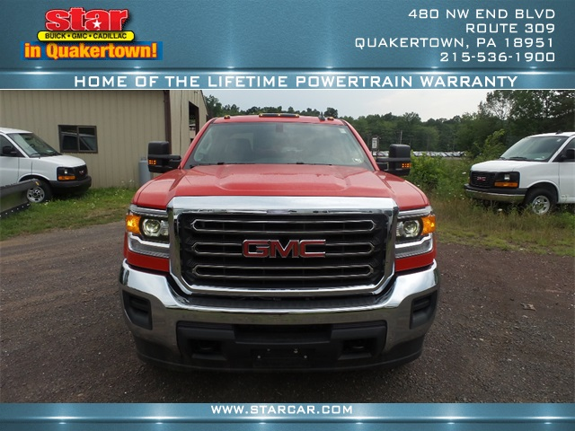 2016 Sierra 3500 Double Cab 4x4, Reading Service Body #Q26084 - photo 5