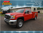 2016 Sierra 3500 Double Cab 4x4, Reading Service Body #Q26084 - photo 1