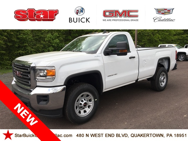 2017 Sierra 3500 Regular Cab 4x4 Pickup #Q27053 - photo 1