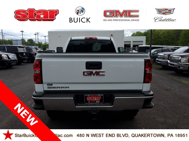 2017 Sierra 3500 Regular Cab 4x4 Pickup #Q27053 - photo 8
