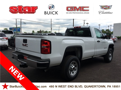 2017 Sierra 3500 Regular Cab 4x4 Pickup #Q27053 - photo 3