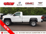 2017 Sierra 3500 Regular Cab 4x4 Pickup #Q27053 - photo 6