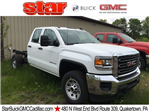 2017 Sierra 3500 Double Cab 4x4, Cab Chassis #Q27062 - photo 1