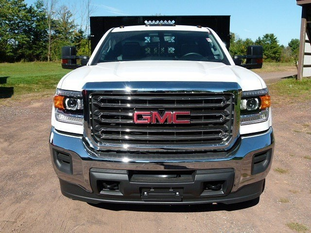 2017 Sierra 3500 Regular Cab 4x4, Reading Stake Bed #Q27114 - photo 3